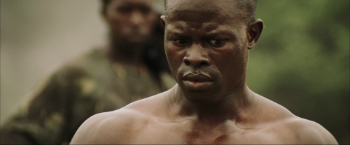hounsou blood diamond