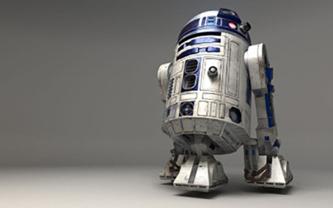 r2d2 robot number one