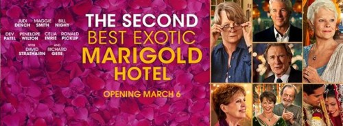 second best exotic marigold hotel banner