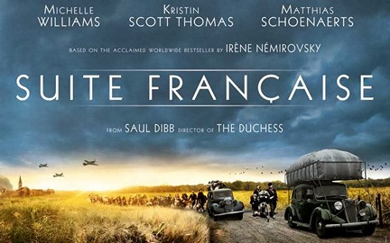 suite francaise poster