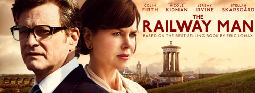 the railway man banner