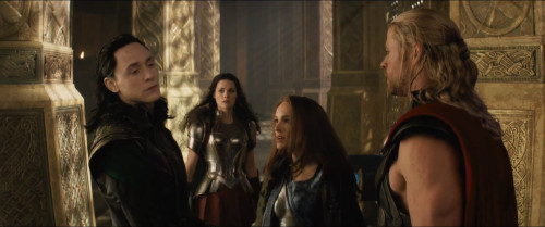 Thor 2 Second Trailer