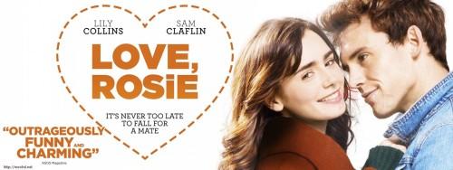 love, rosie banner