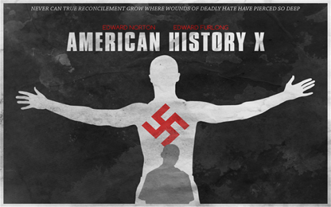 an analysis of edward norton a neo nazi skinhead in the film american history American history x is a 1998 american crime drama film they subsequently go to a neo-nazi taormina international film festival: best actor: edward norton: won.
