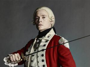 Burn Gorman as Major Hewlett - TURN: Washington's Spies _ Season 2, Gallery - Photo Credit: James Minchin III/AMC