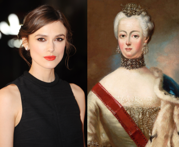 keira knightley as catherine the great