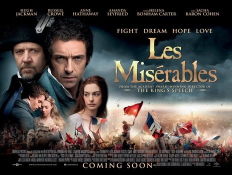 Les Miserables 2012 Review The Film Magazine