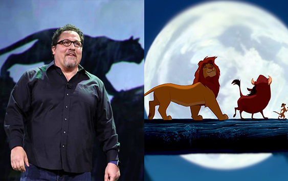 favreau-lion-king-news