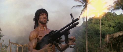 Rambo: New Blood Promo Image