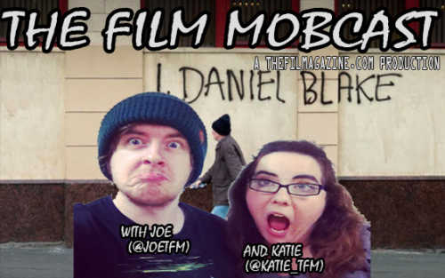 I Daniel Blake and British Film Podcast