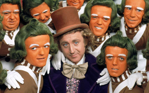 Gene Wilder portrayed Willy Wonka in 'Willy Wonka & the Chocolate Factory' (1971)