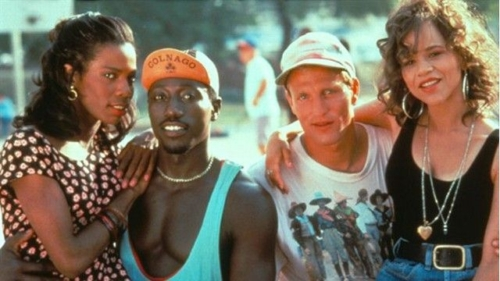 wesley snipes and woody harrelson in white men can't jump
