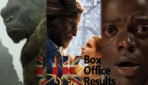 UK Box Office Results Mar 17-19