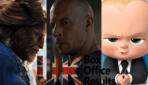 UK Box Office Results Apr 14-16 2017