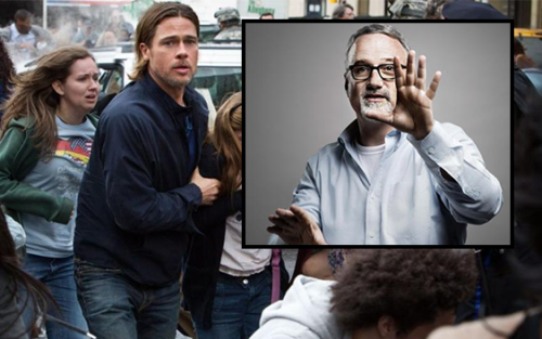 David Fincher to Direct 'World War Z 2' | The Film Magazine