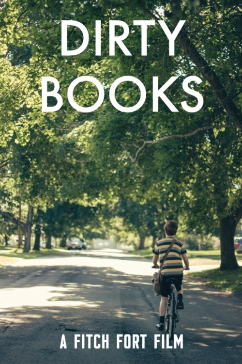 dirty books short film poster