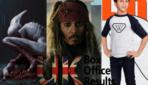 UK Box Office Chart: 26th-28th May 2017