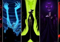 15 Favourite Disney Villains