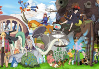 A Brief History of Studio Ghibli