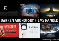 Darren Aronofsky Movies Ranked