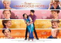 The Second Best Exotic Marigold Hotel (2015) Flash Review