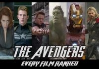 Marvel's Avengers Films Ranked