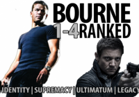 The Bourne Movies Ranked
