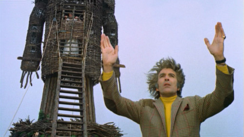 lee in the wicker man 1973