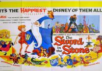 "Disney Prepare Live-Action ""The Sword in the Stone"""