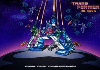 Transformers: The Movie (1986) – Flash Review