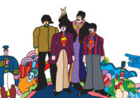 A Psychedelic Revisit of Yellow Submarine