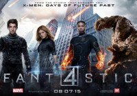 Fantastic Four (2015) Flops To $26.2Million Opening Weekend