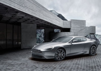 Aston Martin Unveil 'James Bond' Edition of the DB9 GT