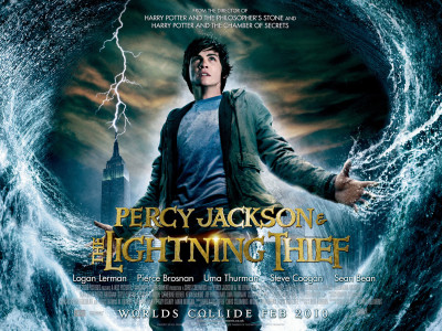 The Lightning Thief | The Film Magazine