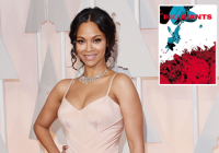 Zoe Saldana Joins Graphic Novel Adaptation 'I Kill Giants'