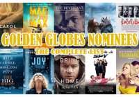 2016 Golden Globe Nominees Announced