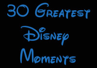 30 Greatest Disney Moments
