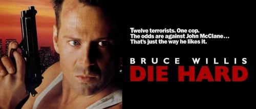 starring bruce willis alan rickman bonnie bedelia reginald veljohnson plot when terrorists hijack a christmas party at the nakatomi plaza in attempt - Bruce Willis Christmas Movie