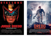 Original vs Remake: Judge Dredd vs Dredd