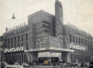 The Titania Palast venue of the first Berlinale in 1951 (x)