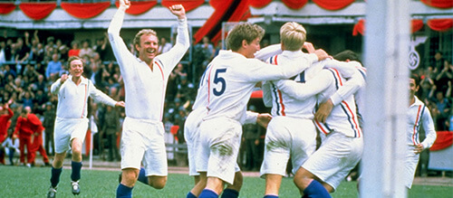 Escape to Victory Football Movie