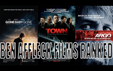 Ben Affleck Directed Films Ranked The Film Magazine