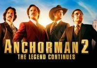 Anchorman 2: The Legend Continues (2013) Review