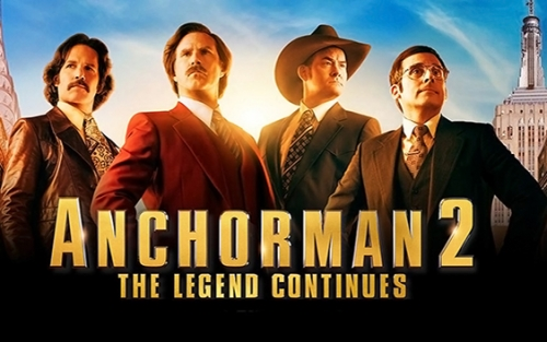 Anchorman 2 The Legend Continues 2013 Review The Film Magazine
