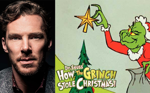 cumberbatch will play the grinch