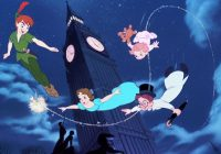 Disney To Make Live-Action 'Peter Pan' Movie