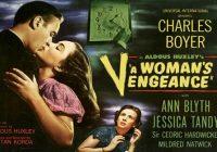 A Woman's Vengeance (1948) Review