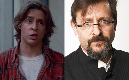 Judd Nelson then and now