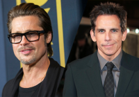 Brad Pitt and Ben Stiller to Team for 'Brad's Status'
