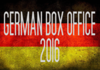 German Box Office Dips 11% For 1st Half of 2016